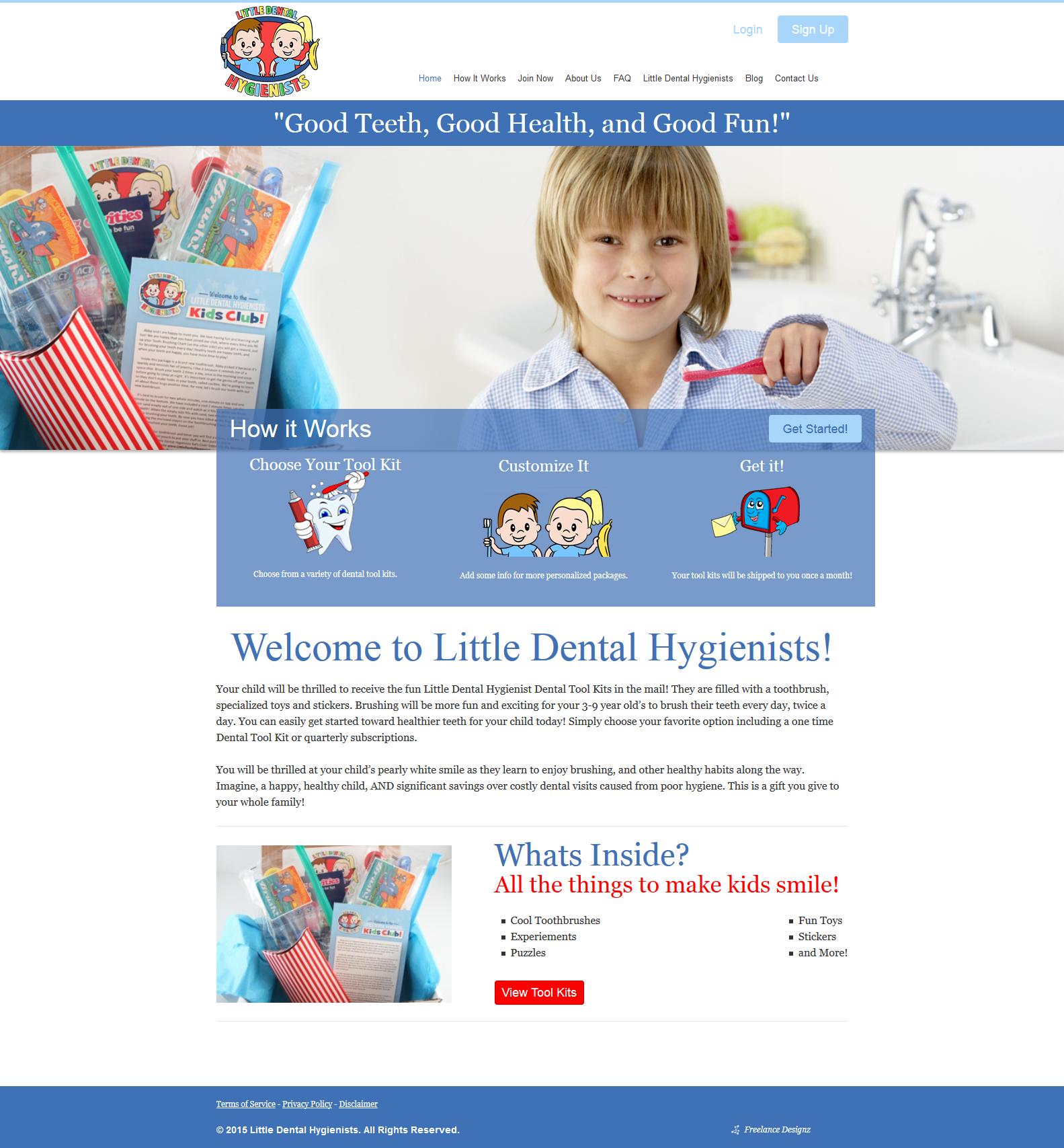 Little Dental Hygienists