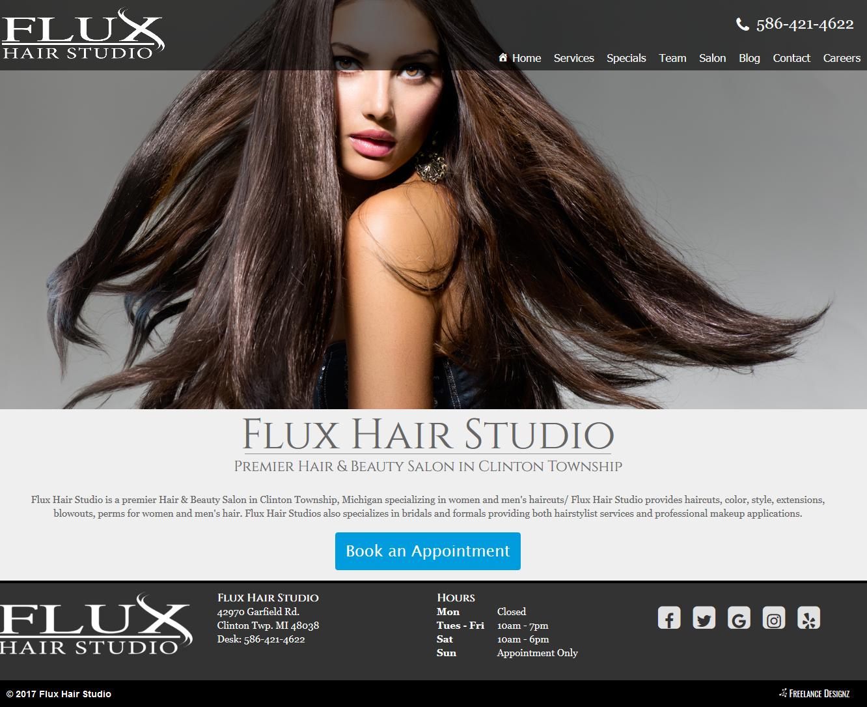 Flux Hair Studio – Clinton Township, MI